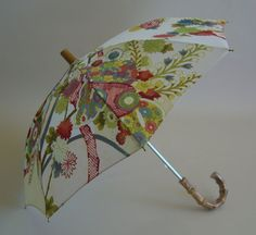 Wedding parasol for flower girl  vintage Japanese by StyledinJapan, $68.00