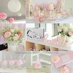 Little Big Company | The Blog: Beautiful Pink 1st Birthday Party by Celebrating Parties