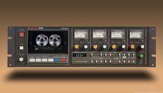 Tascam 234 4 track cassette recorder  https://s-media-cache-ak0.pinimg.com/736x/52/77/d0/5277d03210debef93ff479d2e6c3c99e.jpg
