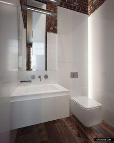 bathroom taps Fukasawa for Boffi : stainless steel bathroom taps Fukasawa (About Water) available at: inoxtaps.com #   Emerald Penthouse Concept // Sergey Makhno Workshop | Afflante.com