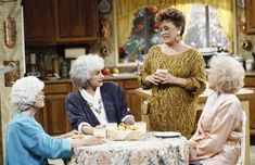 "Online decorating service Modsy recreated the house from ""The Golden Girls"" to show what it'd look like today."