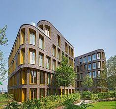 Wohnanlage Schlachter   Baumschlager Eberle Architekten