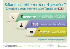 #EncontreLeveEnsine #4geracoes Acesse www.campanha.fs.org.br