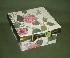 Les Cosetes de Dudu: Cajas de madera-Wooden Boxes