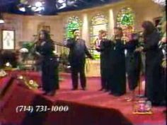 The Lord Is My Light - Andrae Crouch and the Andrae Crouch Singers 1994 - YouTube