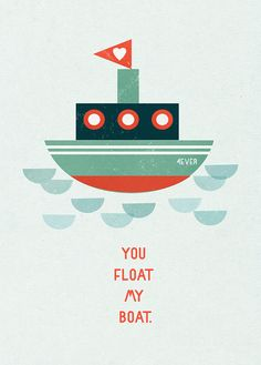 You Float My Boat - Clare Owen