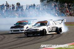 Silvia vs AE86