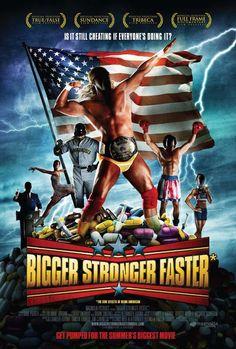 Bigger, Stronger, Faster* (2008) | Venganza contra los ídolos mentirosos...