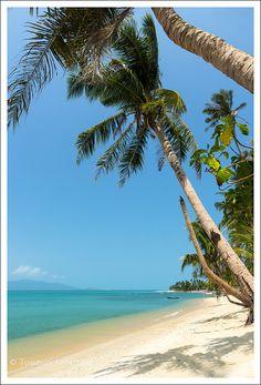 ˚Maenam Beach, Thailand