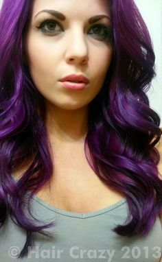 BabyJ -   - Plum (Punky)   - Purple