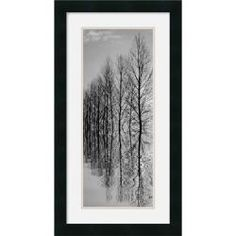 Shop for Reflections II' Framed Art Print. Get free delivery at Overstock.com - Your Online Art Gallery Store! Get 5% in rewards with Club O!