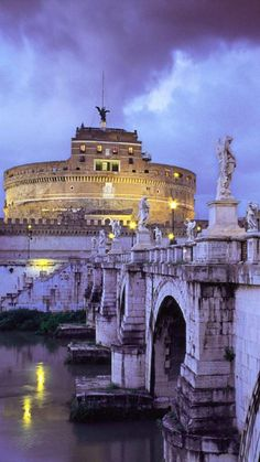 Castel Sant'Angelo, Roma - ITALY