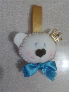 Chaveiro Príncipe Urso