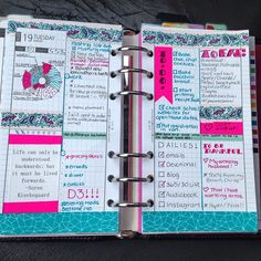 This is sooo good! Because i think that a diary that is full is a good diary that has been used properly