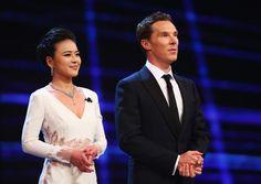 Benedict Cumberbatch Photos: Show - 2015 Laureus World Sports Awards - Shanghai