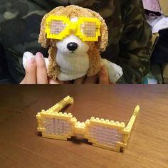 """4 mentions J'aime, 1 commentaires - rei_A (@trick_ak) sur Instagram: """"glasses  #nanoblock #ブロック作品 #作品集"""""""