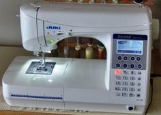 Juki HZL Exceed HZL 300, 400 and 600 Series Review | Sewing Insight