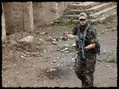 GhostSqad Military Simulation Team