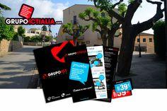 Grupo Actialia ha presentado sus servicios en Mont-ras de diseño web, diseño gráfico, imprenta, rotulación y marketing digital. Para más información www.grupoactialia.com o 972.983.614