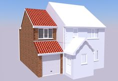 Can I Build A 2 Storey Extension On Semi Detached House