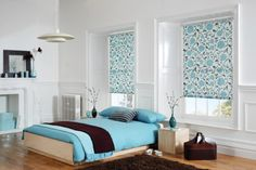 With so many roller shade fabrics to choose from, you're sure to find one that beautifully coordinates with your décor colors!