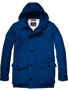 City Parka > Mens Clothing > Jackets at Scotch & Soda
