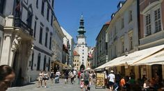 Ask an offer to visit Bratislava with us by e-mail: office@twinstravel.hu You are safe with us! www.twinstravel.hu #twinstravel_budapest #bratislava #hungary