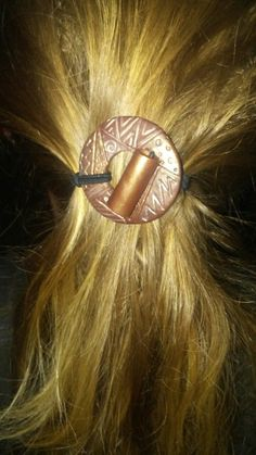 Dread hair tie. Dread holder. Pair with random grab bag of dread beads for the perfect combo! Order now at www.facebook.com/silentechocreate