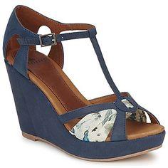 Sandalias One Step VANNI Marino / Liberty - Entrega gratuita con Spartoo.es ! - Zapatos Mujer 119,00 €