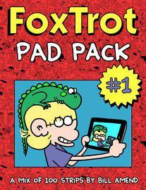 FoxTrot Pad Pack #1 - Bill Amend - Book - glitterin