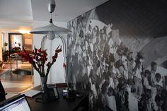 El estadio de Cartagena Boutique, Lighting, Painting, Home Decor, Home, Cartagena, Architecture, Light Fixtures, Painting Art