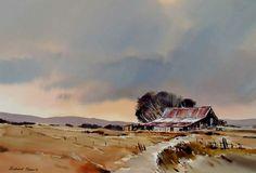 Robertson Art Gallery - artist Richard Rennie