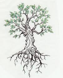 Kuvahaun tulos haulle delicate tree branch with flowers tattoo