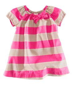 cute H & M baby girl dress