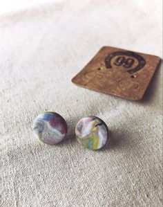 Free shipping on all orders. Handmade Jewellery, Unique Jewelry, Handmade Gifts, Handmade Polymer Clay, Polymer Clay Jewelry, Girls Jewelry, Trending Outfits, Etsy Seller, Rainbow