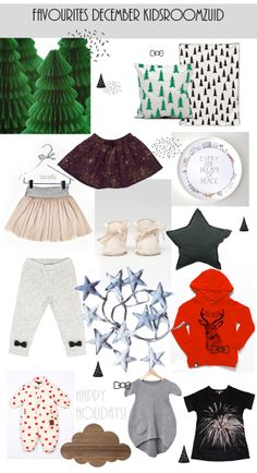 OUR #CHRISTMAS FAVORITES ON BLOG>> http://kidsroomzuid.blogspot.nl/2013/12/favourites-december-party-time.html