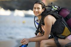 The Baltimore Dive Show is set to feature renowned female scuba divers. Best Scuba Diving, Scuba Diving Gear, Sea Diving, Diving World, Scuba Diving Equipment, Scuba Girl, Seiko Diver, Packing List For Travel, Koh Tao