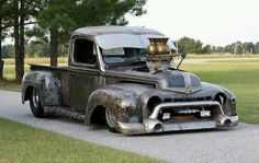 must admit, there are some pretty cool creations coming from the rat rod guys :-}