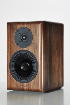 Xavian Orfeo (Czech Republic), one of the best 2 way speakers I have heard .... heard them ad HiFi & Surround 2016 Copenhagen ..... not cheap either :)