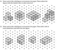 ... on Pinterest | Isometric Grid, Isometric Drawing and Isometric Paper