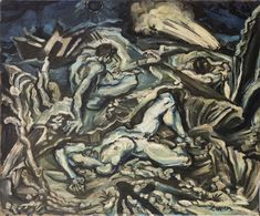 Ludwig Meidner  Apocalyptic Vision