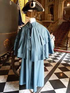The Duke of Devonshire's Coachman's Uniform