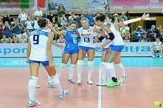 WGP, Final Six Sapporo: Chinki w walce o złoto dalej się liczą. Brazylijki bez straty punktu.Włoszki zwyciężają w tie-breaku.