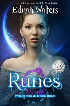Rune, tome 1, d'Ednah Walters (Traduction Laure Valentin) - Couverture