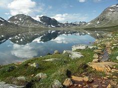Jotunheim mountains, Norway