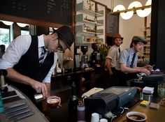 Stumptown, I love you.  I love your coffee. I love your hats. I love your proximity to the Breslin and the Ace. I love that you are in NoMad.  Please never leave me.