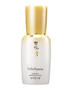 Essential Renewing Eye Cream, 25 mL by Sulwhasoo at Bergdorf Goodman.