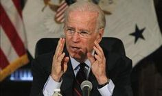 "Vice President Joe Biden is at it again.Three weeks ago he told a Google+ hangout group to get a shotgun in case of a natural disaster & today, he told an online Facebook town hall hosted by Parents Magazine the same thing.""If you want to protect yourself get a double barrel shotgun, you don't need an AR-15,"" Biden said, referring to a type of semi-assault weapon. ""You don't need an AR-15, it's harder to aim, it's harder to use…buy a shotgun. Buy a shotgun!"" [02-19-13] ***Click to Watch…"