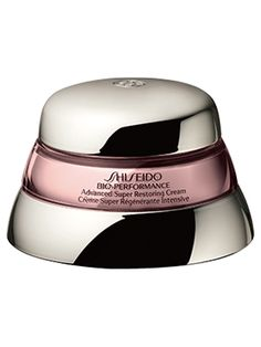 This Best of Beauty-winning moisturizer from Shiseido has the rich consistency of custard and hydrates even the driest skin....