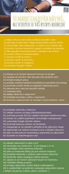 40 marketingových návyků, které musí každý byznys mít- (2)